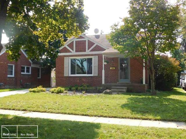 19 Chippewa Ave, Royal Oak, MI 48073 (#58050024537) :: RE/MAX Nexus