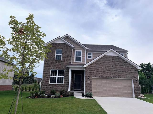734 Groveland Circle, Pittsfield Twp, MI 48108 (#543276571) :: GK Real Estate Team