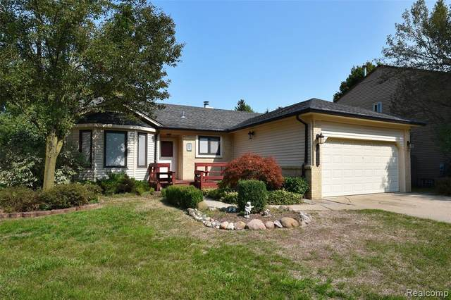 12763 Beresford Drive, Sterling Heights, MI 48313 (#2200079104) :: GK Real Estate Team