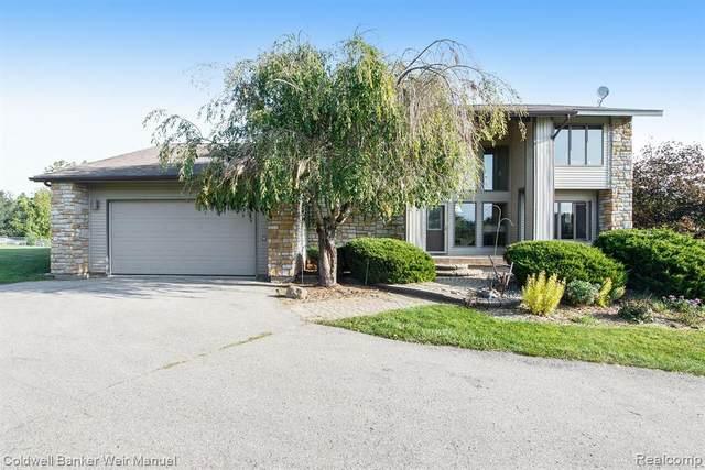 4541 Casey Road, Dryden Twp, MI 48428 (#2200079155) :: GK Real Estate Team