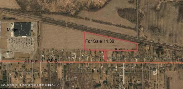 0 E Clinton Trail, Eaton Twp, MI 48813 (#630000250036) :: GK Real Estate Team