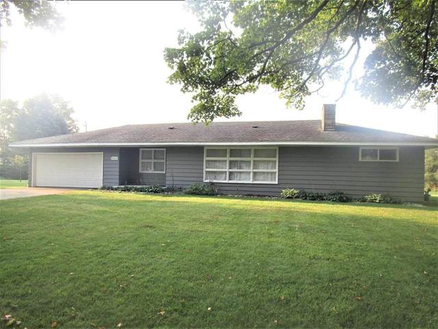 461 Dorrance Rd, Coldwater Twp, MI 49036 (#62020039987) :: The Mulvihill Group