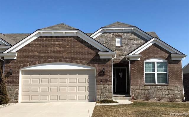 3448 Bella Vista Drive, Ann Arbor, MI 48108 (#2200079342) :: GK Real Estate Team