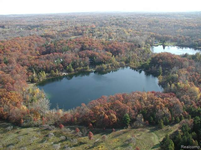 1475 Turtle Creek Lane, Oakland Twp, MI 48363 (#2200079440) :: Duneske Real Estate Advisors