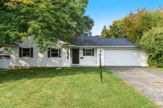1802 Colchester, Flint, MI 48503 (#2200079488) :: GK Real Estate Team