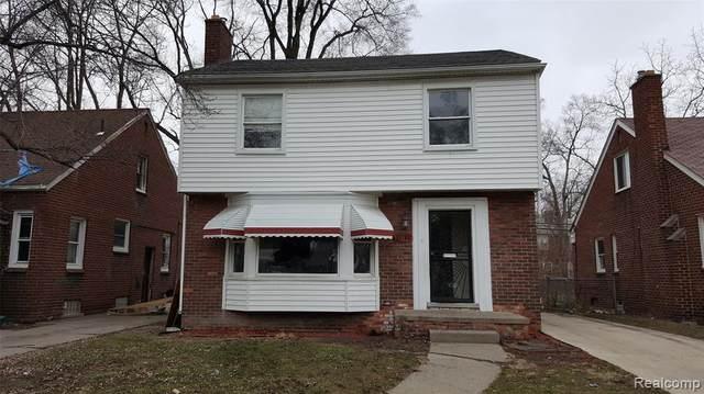 15784 Appoline Street, Detroit, MI 48227 (#2200079638) :: The Mulvihill Group