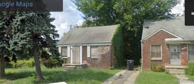 11635 Greenview Avenue, Detroit, MI 48228 (#2200079648) :: BestMichiganHouses.com
