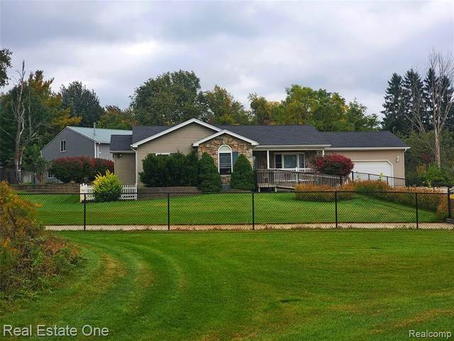 1120 Fairview Drive, Mayfield Twp, MI 48446 (MLS #2200079675) :: The John Wentworth Group