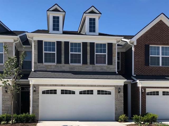 43487 Prospect Lane #118, Novi, MI 48375 (#2200079702) :: Duneske Real Estate Advisors