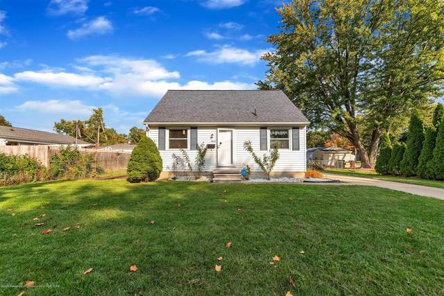 3913 S Deerfield Avenue, Lansing, MI 48911 (#630000250102) :: The Alex Nugent Team   Real Estate One