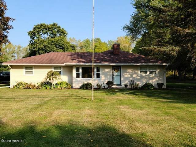 641 N Union City Rd, Coldwater Twp, MI 49036 (#62020040272) :: The Mulvihill Group