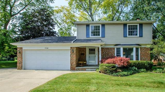 680 Eastlook Drive, Saline, MI 48176 (#543276609) :: Duneske Real Estate Advisors