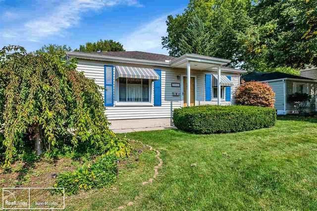 21919 Blackburn, Saint Clair Shores, MI 48080 (#58050024728) :: GK Real Estate Team