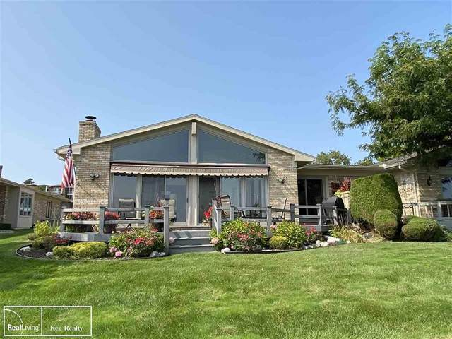 600 River Shores Dr, ST. CLAIR TWP, MI 48079 (#58050024742) :: RE/MAX Nexus