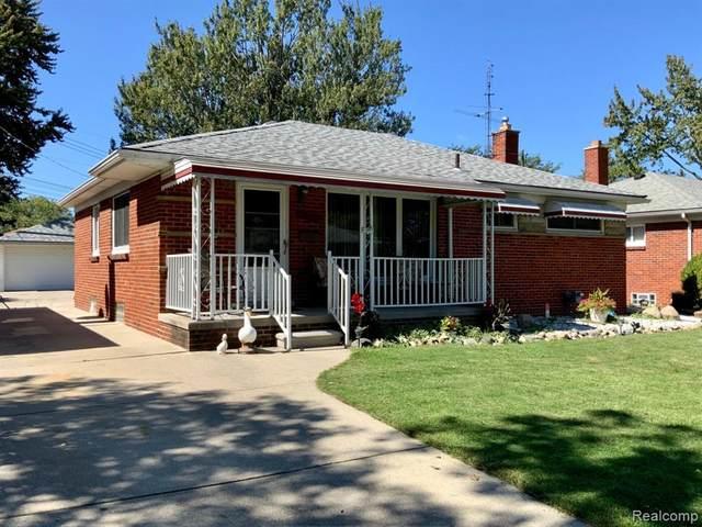 27219 Ursuline Street, Saint Clair Shores, MI 48081 (#2200079839) :: GK Real Estate Team