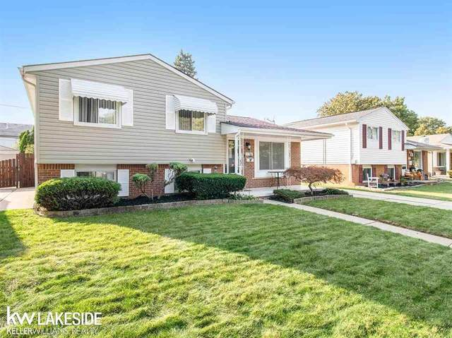 31501 St Margaret, Saint Clair Shores, MI 48082 (#58050024749) :: Duneske Real Estate Advisors