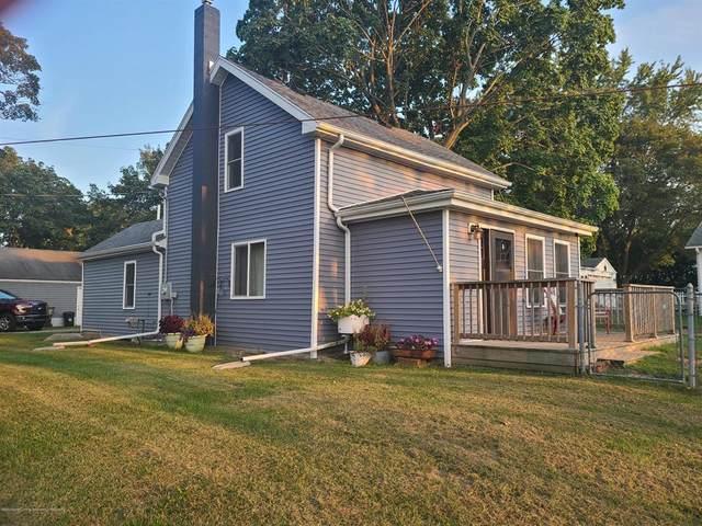 506 Raymond Street, MARSHALL CITY, MI 49068 (#630000250126) :: Duneske Real Estate Advisors