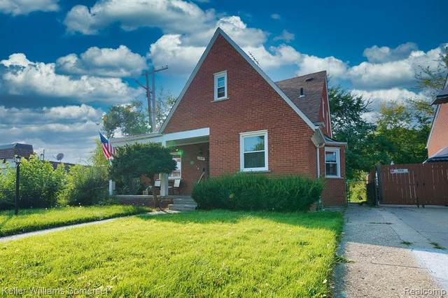 11229 Somerset Avenue, Detroit, MI 48224 (MLS #2200079974) :: The John Wentworth Group