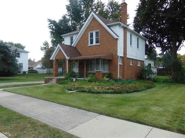 22487 Shakespeare, Eastpointe, MI 48021 (#58050024810) :: RE/MAX Nexus