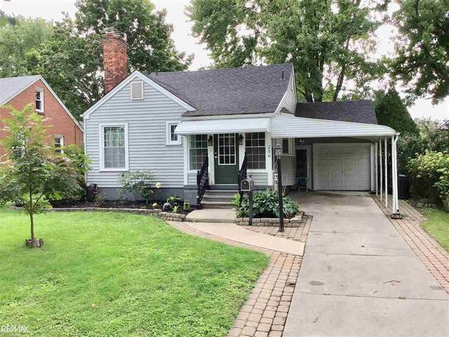 250 Dickinson St, Mt. Clemens, MI 48043 (#58050024816) :: RE/MAX Nexus