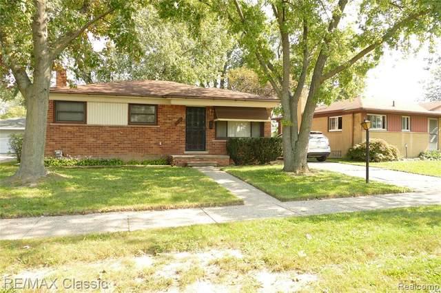3859 Garfield Street, Wayne, MI 48184 (#2200080081) :: RE/MAX Nexus