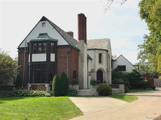 315 Lakeland Street, Grosse Pointe, MI 48230 (#2200080195) :: BestMichiganHouses.com