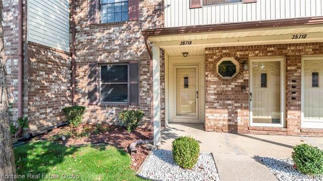 35718 Castlewood Court, Westland, MI 48185 (#2200080199) :: The Mulvihill Group