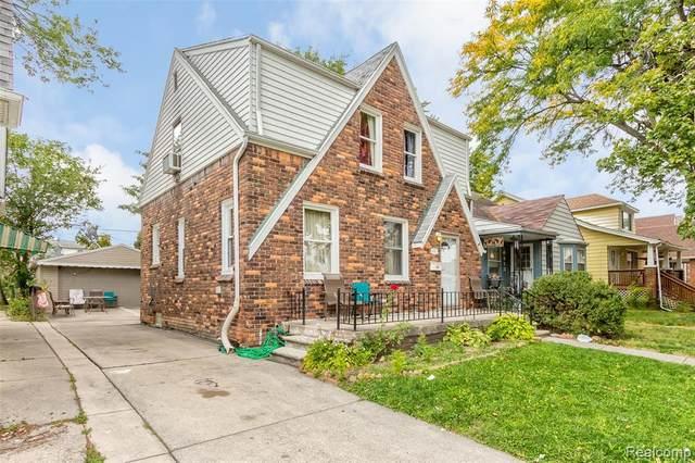 6411 Payne Avenue, Dearborn, MI 48126 (#2200080223) :: GK Real Estate Team