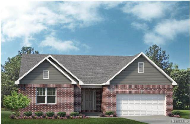 51368 Times Square Drive, Shelby Twp, MI 48315 (#2200080391) :: Keller Williams West Bloomfield