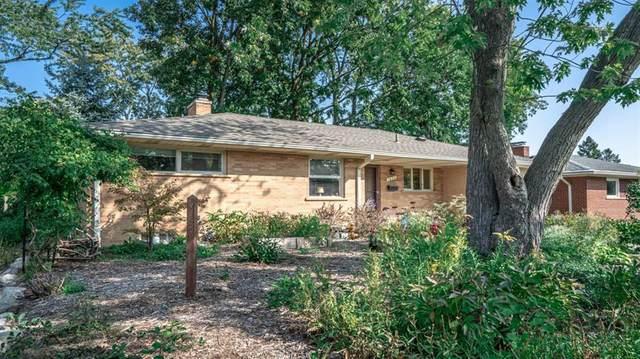 1820 Weldon Boulevard, Ann Arbor, MI 48103 (#543276643) :: The BK Agency