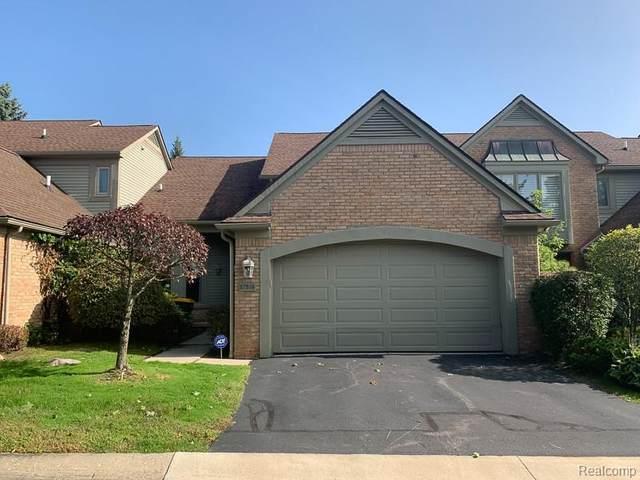 37518 Legends Trail Drive, Farmington Hills, MI 48331 (#2200080479) :: Novak & Associates