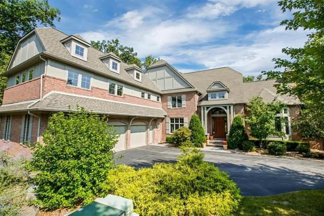1548 Newport Creek Drive, Ann Arbor, MI 48103 (#543276644) :: The BK Agency