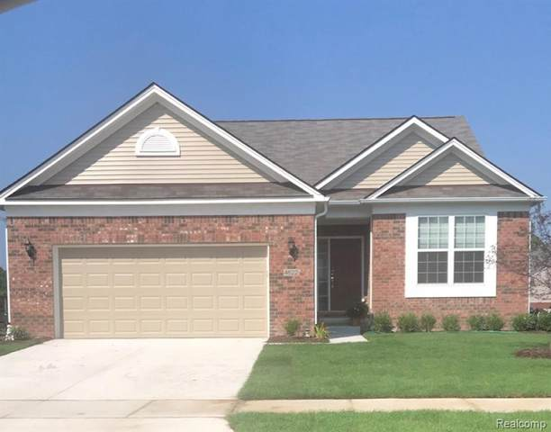 3931 Colfax Court, Canton Twp, MI 48188 (#2200080601) :: The BK Agency