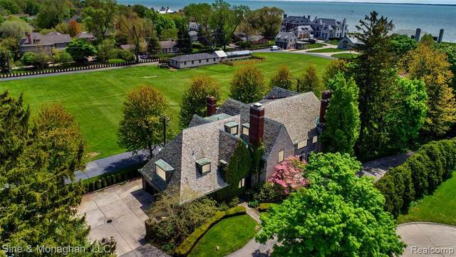 16632 E Jefferson Avenue, Grosse Pointe Park, MI 48230 (MLS #2200080610) :: The John Wentworth Group