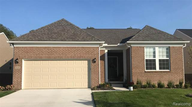 3917 Colfax Court, Canton Twp, MI 48188 (#2200080617) :: The BK Agency
