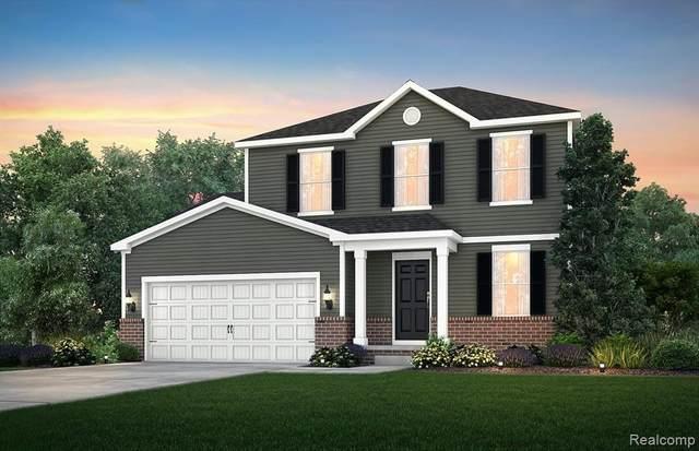 1574 Beachwood Drive, Walled Lake, MI 48390 (#2200080643) :: Novak & Associates