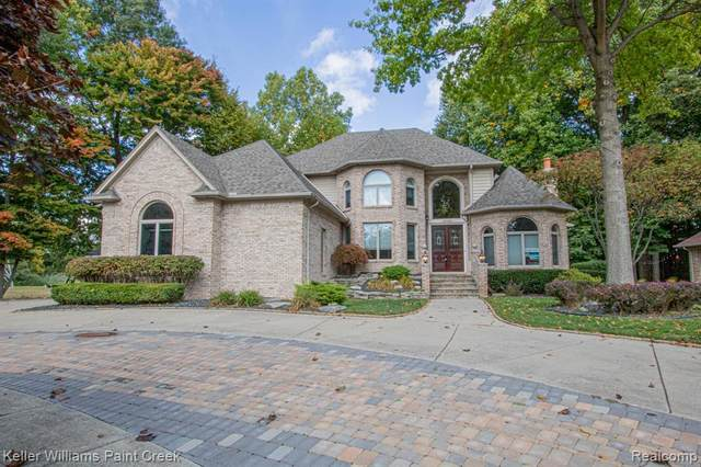 12745 Towering Oaks Drive, Shelby Twp, MI 48315 (MLS #2200080833) :: The John Wentworth Group