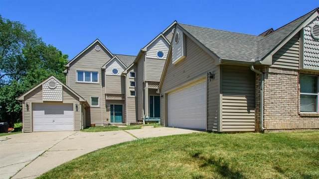 458 Village Oaks, Ann Arbor, MI 48103 (#543276694) :: The BK Agency