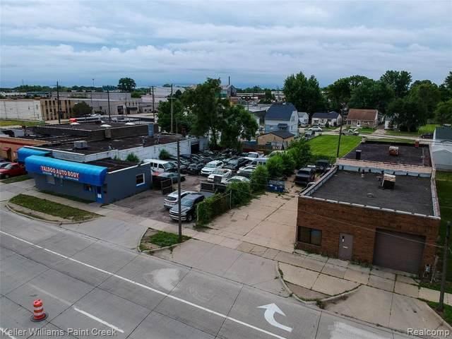 11542 & 11566 E 9 MILE Road, Warren, MI 48089 (#2200081119) :: Robert E Smith Realty