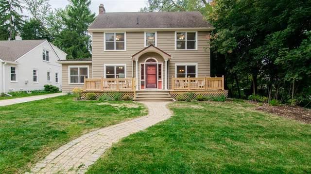 311 Wilton Street, Ann Arbor, MI 48103 (#543276683) :: Novak & Associates