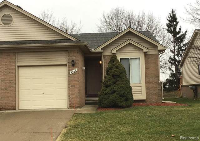 4048 Heatherwood Court, Warren, MI 48092 (#2200081216) :: Keller Williams West Bloomfield