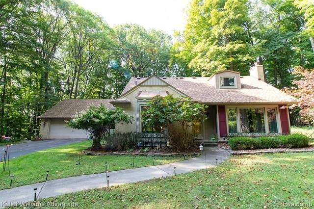 32573 Shady Ridge Drive, Farmington Hills, MI 48336 (#2200081321) :: BestMichiganHouses.com