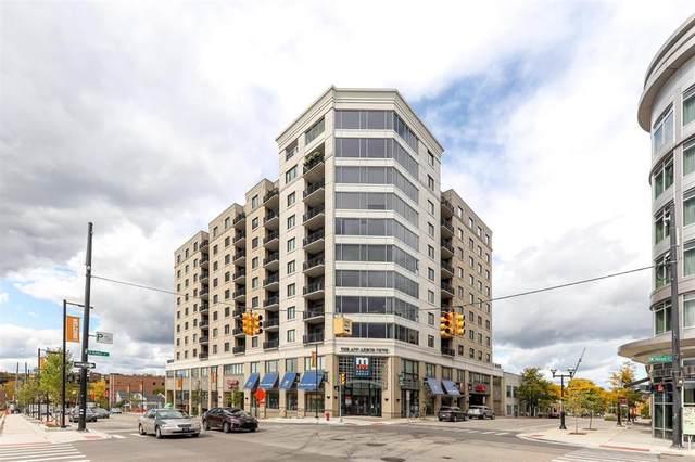 111 N Ashley Street #1007, Ann Arbor, MI 48104 (#543276687) :: Novak & Associates