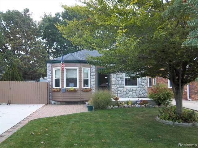 22624 Colony, Saint Clair Shores, MI 48080 (#2200081526) :: BestMichiganHouses.com