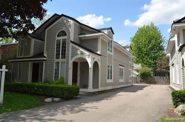 673 E Lincoln Street, Birmingham, MI 48009 (#2200081588) :: The Alex Nugent Team | Real Estate One