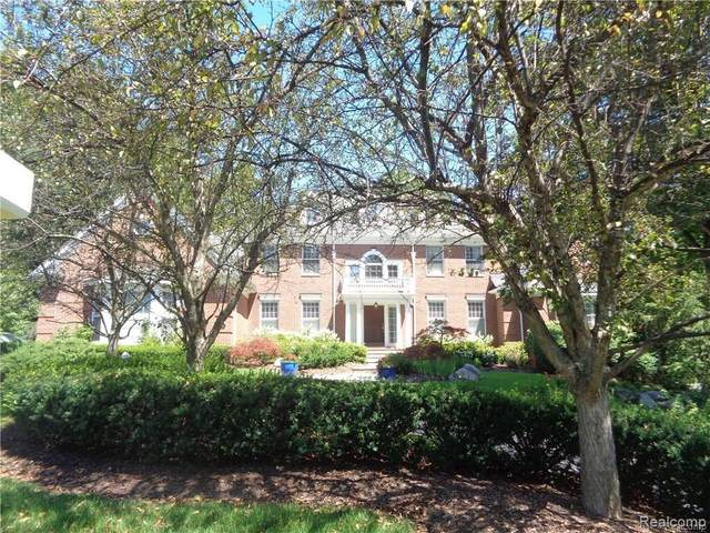 14 Beresford Court, Bloomfield Hills, MI 48304 (#2200081843) :: Robert E Smith Realty