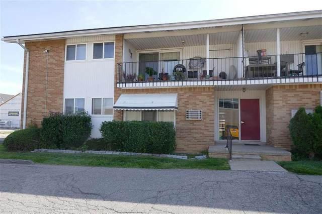 29279 Longview Ave Apt 36 #36, Warren, MI 48093 (MLS #58050025512) :: The John Wentworth Group
