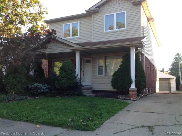 15769 Aster Avenue, Allen Park, MI 48101 (#2200082648) :: Keller Williams West Bloomfield