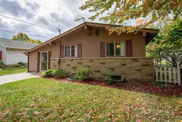 2617 N Lakeview Dr, Jerome Twp, MI 48657 (#61050025693) :: The BK Agency