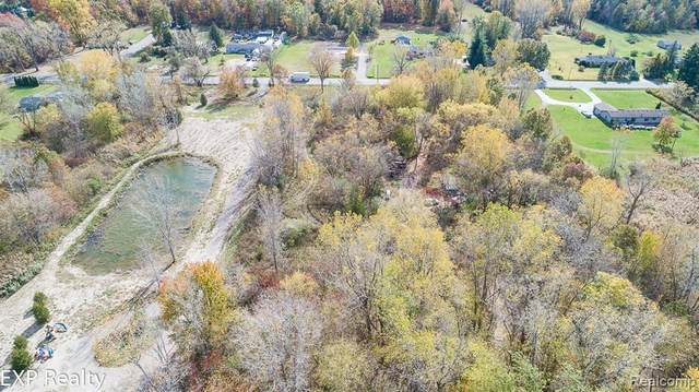5650 Oakville Waltz Road, Sumpter Twp, MI 48164 (#2200082899) :: The Mulvihill Group